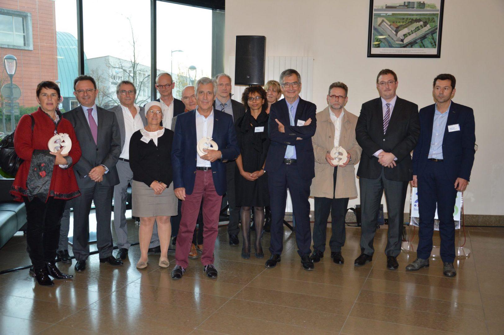 Premier prix de l'Innovation en chirurgie ambulatoire par l'ARS Bourgogne