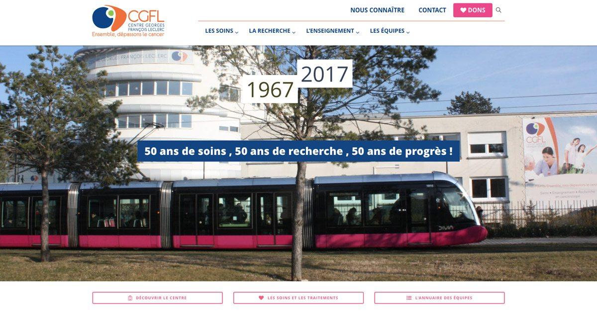Centre De Lutte Contre Le Cancer Georges Francois Leclerc
