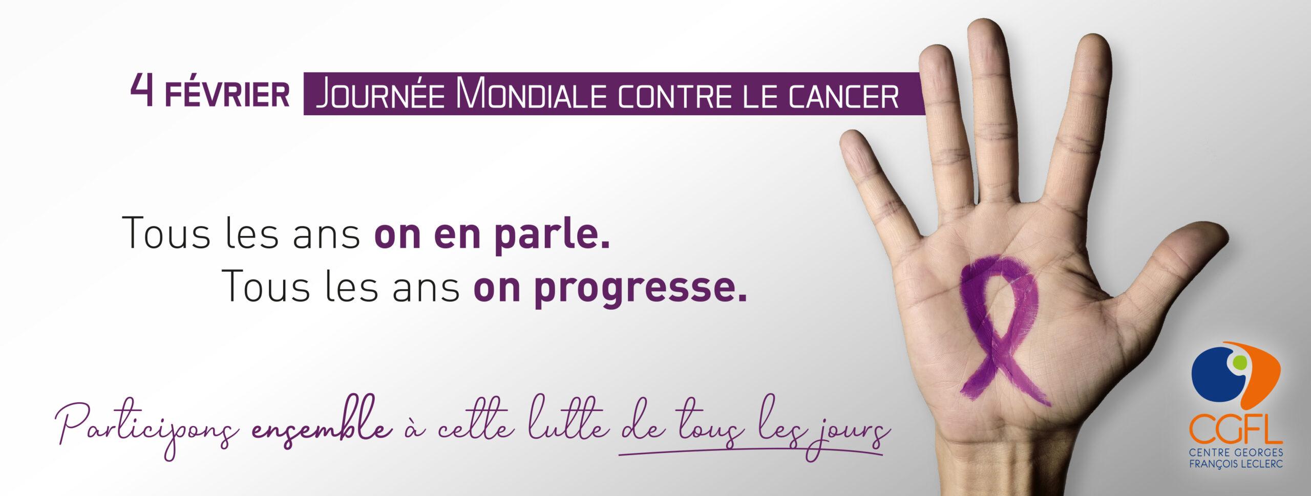 Journée mondiale contre le cancer 2021