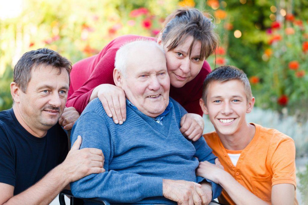 Famille et soins palliatifs
