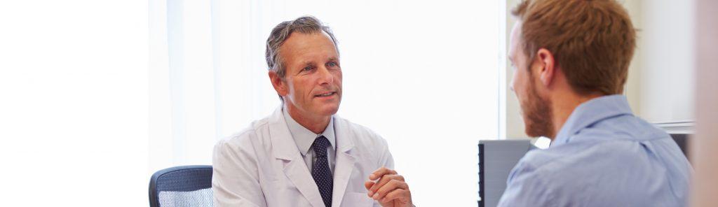Consultation médecin et patient