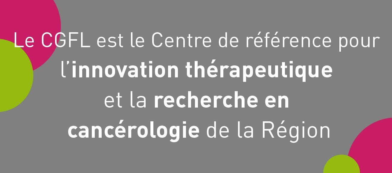 CGFL: Centre de référence pour la région