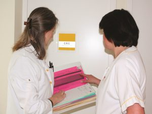 Attachées de recherche clinique