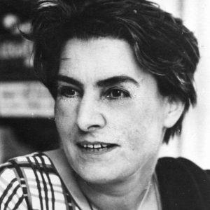 Evelyne Bouchard ancienne secrétaire générale