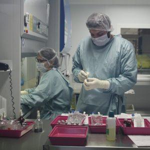Préparation centralisée pharmacie