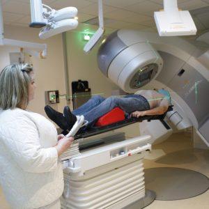 Radiothérapie au CGFL