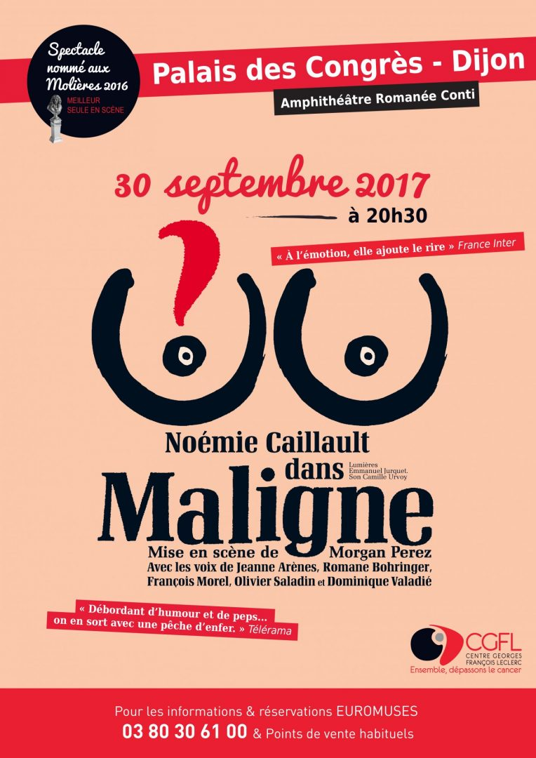 Maligne - Noémie Caillault à Dijon