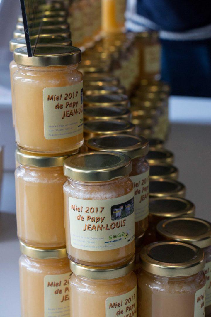 Miel de Dijon