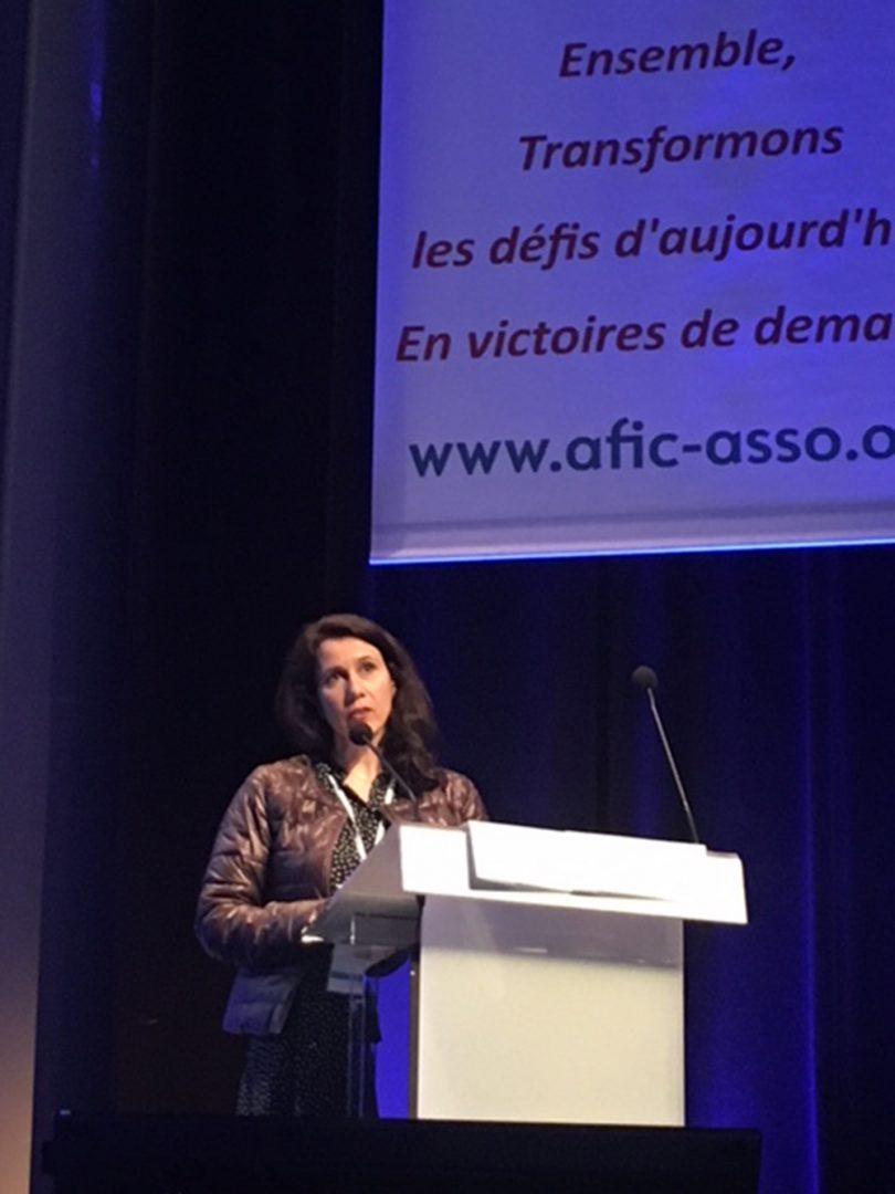 Intervention RIO Valérie Perron