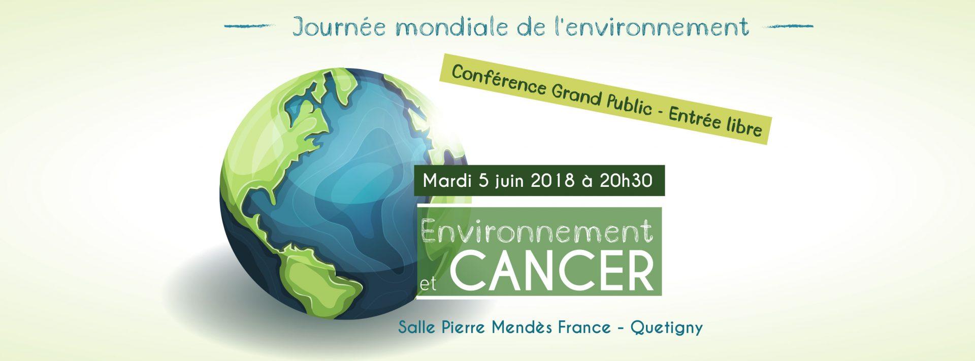 Cancer et environnement