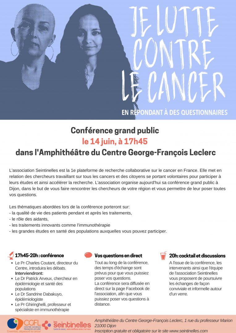 Conférence Dijon