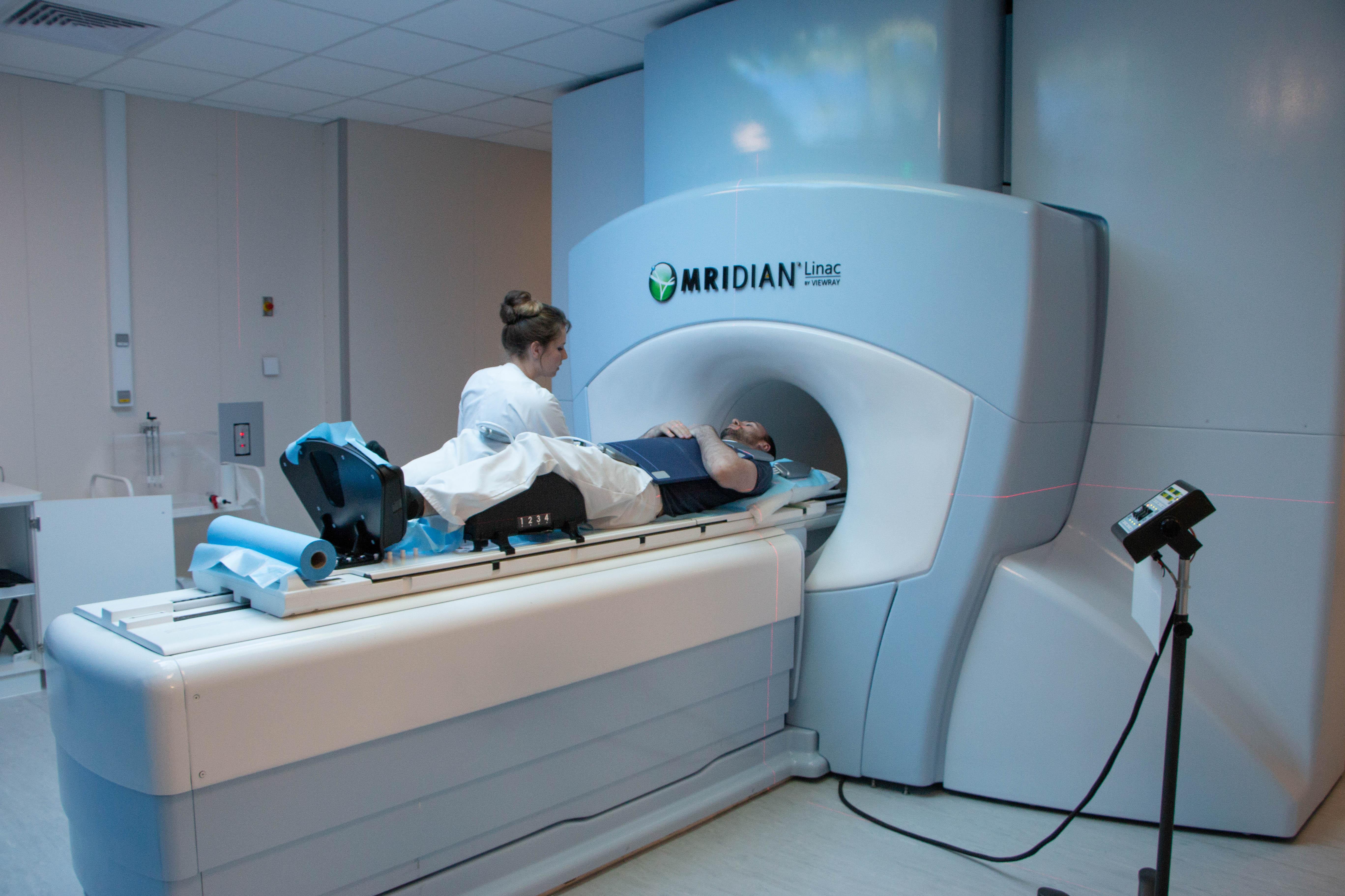 MRIdian-Linac